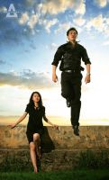 My husband can fly by arya-dwipangga