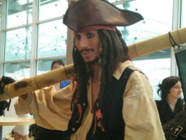 Amazing Jack Sparrow Cosplay by Chasy88