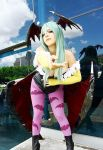 :Morrigan:Cosplay: by Ritsuka-kunn
