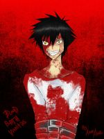 Vanitas Blood bath by AnonAzure