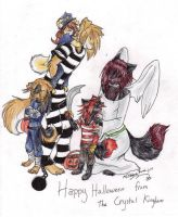 .2010. Happy Halloween by LindsayPrower