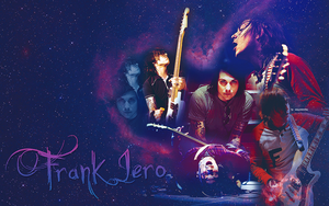 Frank Iero wallpaper 055 by saygreenday