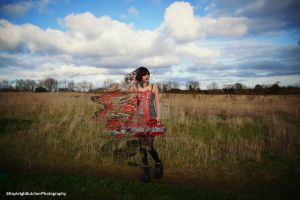 Olechka - Model Photography by KayleighBPhotography
