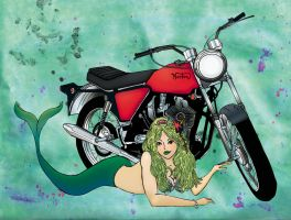 Cyclin' Underwater by JRhyme