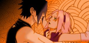 Sasuke Sakura - Cornered by SupremeDarkQueen