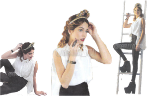 Pack Martina Stoessel by agusloveeee