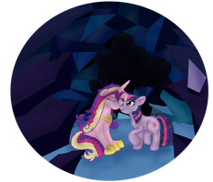 The Caves by Inurantchan