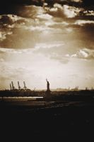 The New Colossus Deux by NoelleLaBelle