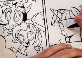 Traditional Comics by RedApropos