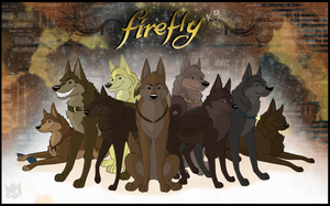 Firefly K9 by LunarCheza