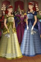 Marie and Mariane tudors by winxgh