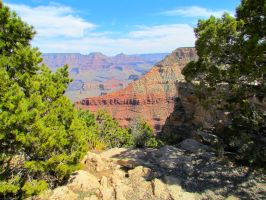 Grand Canyon by Kaligem