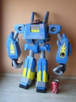 Megas XLR Model - 19 by Denis-Manase