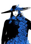 Vampire Hunter D - Blue roses. by Lutessius