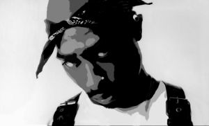 2pac by Ace251