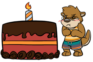 Birthday Bui by Noobynewt