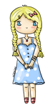 Meet Lucy by mirmirs