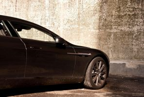 Aston Martin Rapide by C0LL1