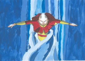 Aang by Cradled-Angel