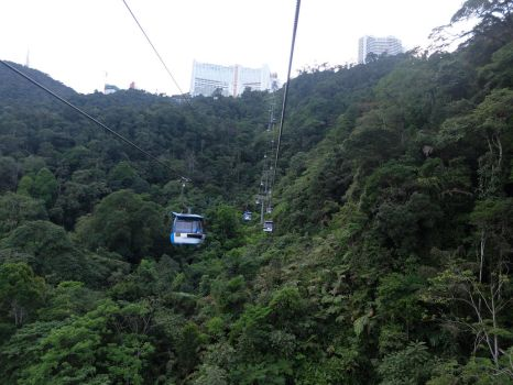 Cable Car Ride by vinsky2002