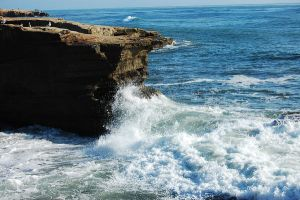 Sunset Cliffs 3 by Megnificant-Stock