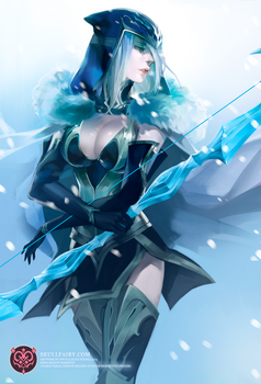 LoL: Frost Archer by ippus