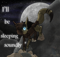 :VC: I'll Be Sleeping Soundly by GlassFeline