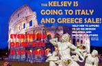 ITALY AND GREECE SALE by EatToast