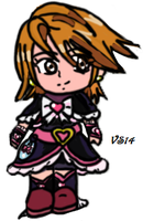 Shugo Chara Black by VentusSkyress14