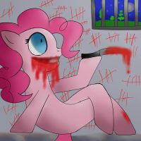 Pinkie The Killer (Jeff) by InfinitelyImpossible
