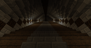 Back up the Dark Stairs! by BlockheadGaming