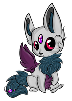 Akaine Adopt - Adopted by Feralx1