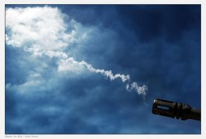 Smoke The Sky by gilad