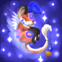 Windy Foxmouse by Icevia