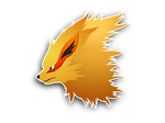Arcanine by darkheroic