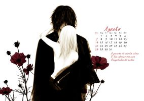 Calendar 2011: August by cynthiafranca