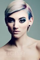 Twiggy in Colour by JosephineJonesMUA