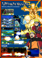 ULTIMATE NARUTO-CHAR RELEASE !! by jeffrey174