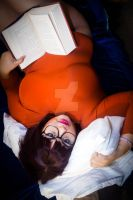 Leisure time Velma by AlyChuCosplay
