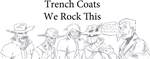 Trench Coats by KingVego