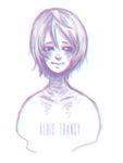 Alois in ghoul ver. by Saylla