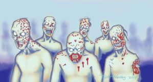 Zombie Mob-adjust1d1d by LordFirekaze