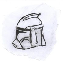 Clone Trooper Helmet by Delta-SixSevenNineOh