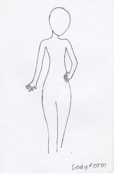 body template by the4nr