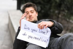 Do you love? do you need love? by xn3ctz