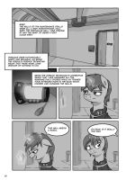 Fallout Equestria Chapter 1 Page 1 by DarkSittich