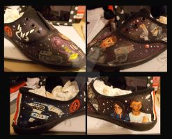 Mass Effect Shoe 2 by Madisya