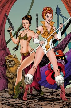 TEELA LEIA col by ColtNoble