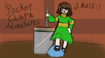 Pocket Chara Adventures :^) by CelestialLucent