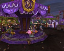 Darkmoon Carousel by TribeofTrolls